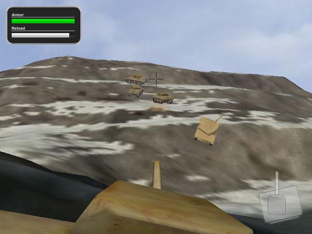 坦克战争2截图