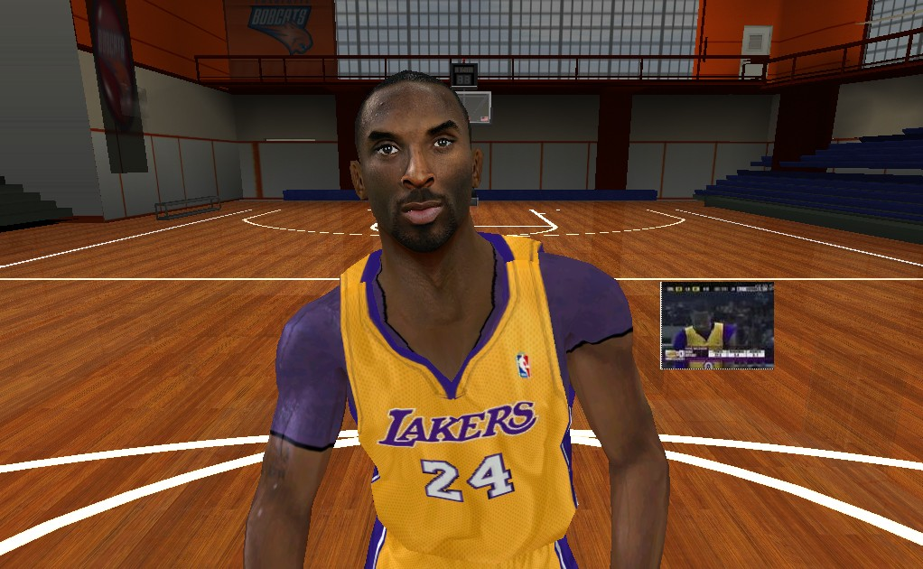 NBA Live 2008截图