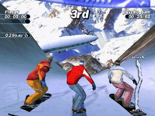 劲爆极限滑雪截图