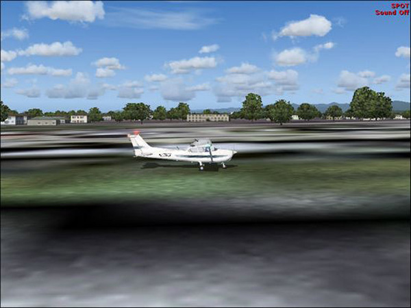 模拟飞行2004截图