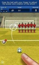 手指足球:任意球截图
