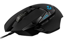 罗技G502游戏鼠标驱动程序 64位段首LOGO