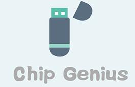 Chip Genius段首LOGO