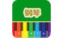 宝宝学钢琴段首LOGO
