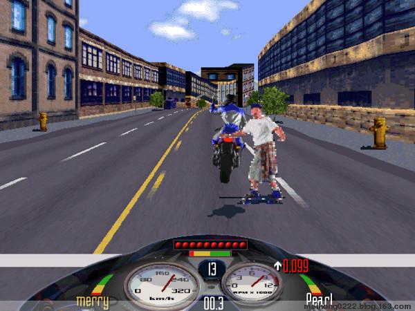 暴力摩托2004截图