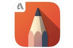 SketchBook2018段首LOGO