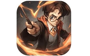 哈利波特:魔法觉醒段首LOGO