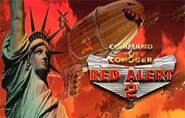 红色警戒2共和国之辉段首LOGO