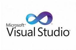 Microsoft Visual Studio 2010段首LOGO