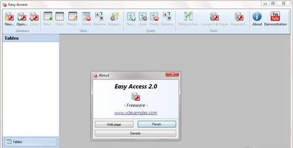 Access数据库查看器(Easy Access)截图