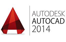 Autodesk AutoCAD 2014段首LOGO