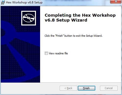 Hex Workshop(十六进制编辑工具)截图
