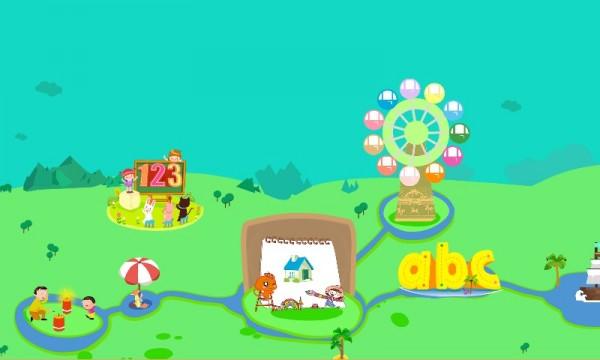 儿童游戏宝宝涂鸦截图