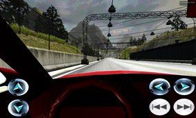 3D赛车截图