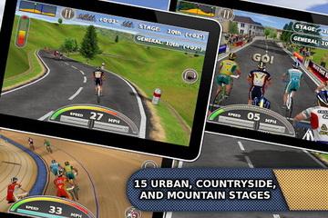 环法自行车赛2013截图