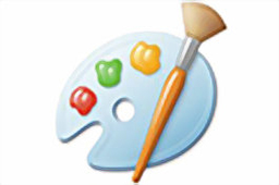 win7自带画图工具(mspaint.exe)段首LOGO