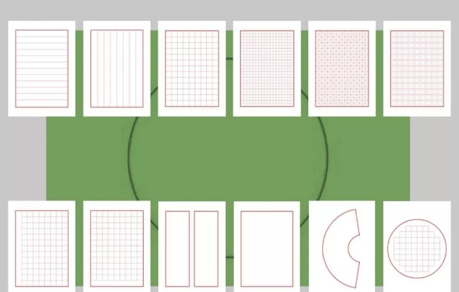 硬笔书法练习纸截图