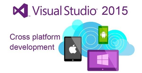 Visual Studio 2015截图