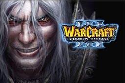 魔兽争霸3 Warcraft III段首LOGO