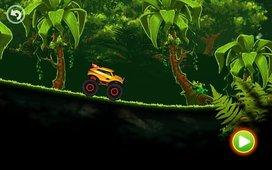 怪物森林卡车