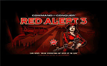 红色警戒3合集